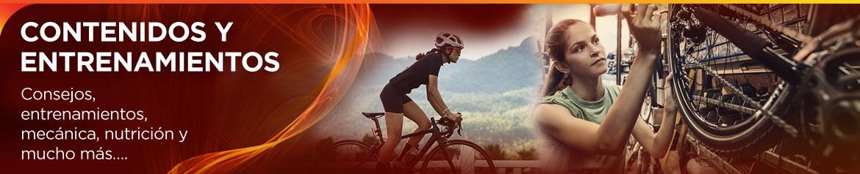 Entrenamientos Women in Bike